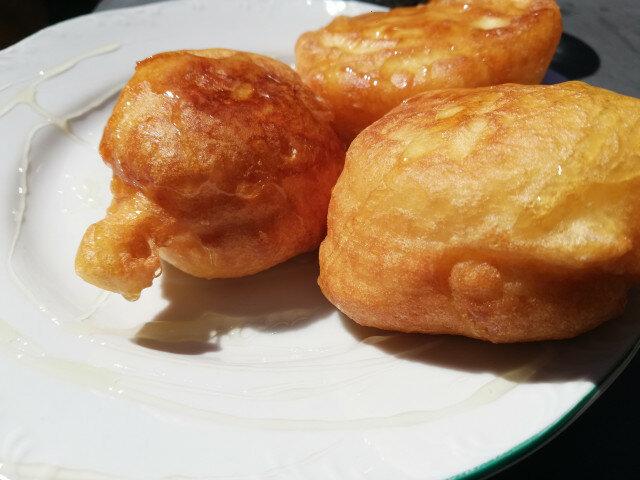 Лесни бухтички за закуска